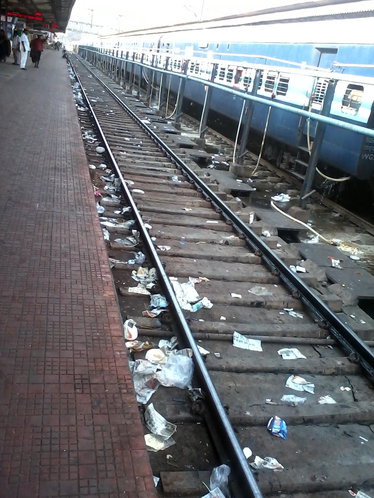 problem faced by people due to railway station in india Problems faced by railways in india 1old track and poor state of rolling stockthe major problem faced by indian railways is that the tracks are old.