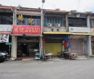 Tuck Lee off Chowrastra Street