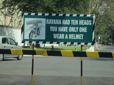 Helmet Safety Education