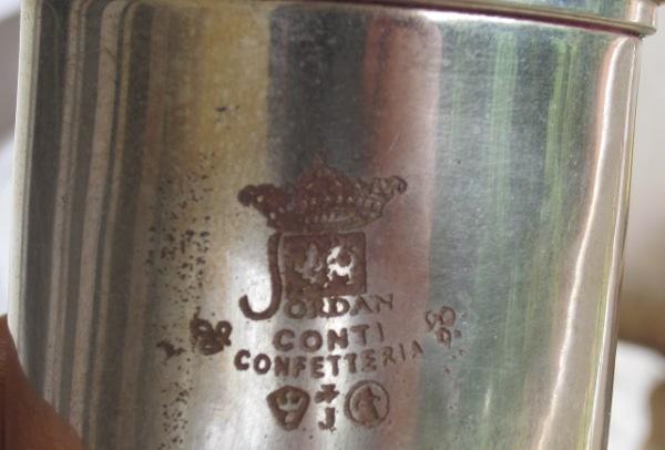 Candlestand Hallmark - Royal House of Jordon