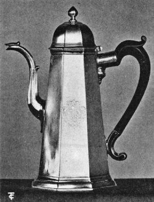 wasselcoffee pot