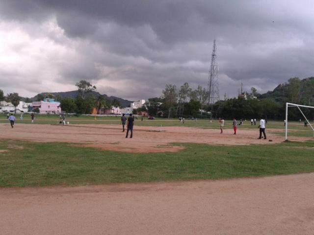 College grounds, Bagayam