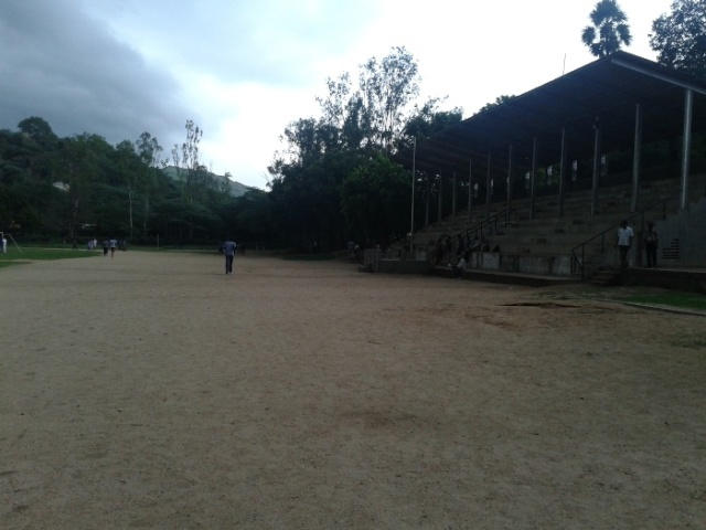 College grounds stands, Bagayam