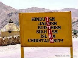 Is religion taking over Indian identity?