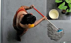 domestic workers of India. Image from Google