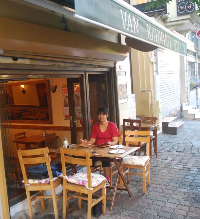 At Van Kahvalti Evi