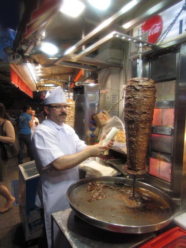 Taksim donor kebab