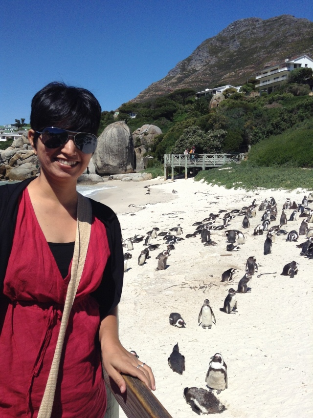 Penguins and me